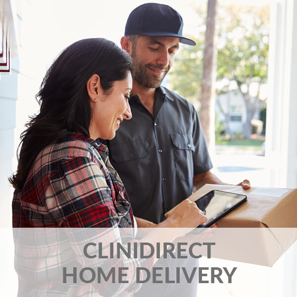 Clinidirect prescription home delivery