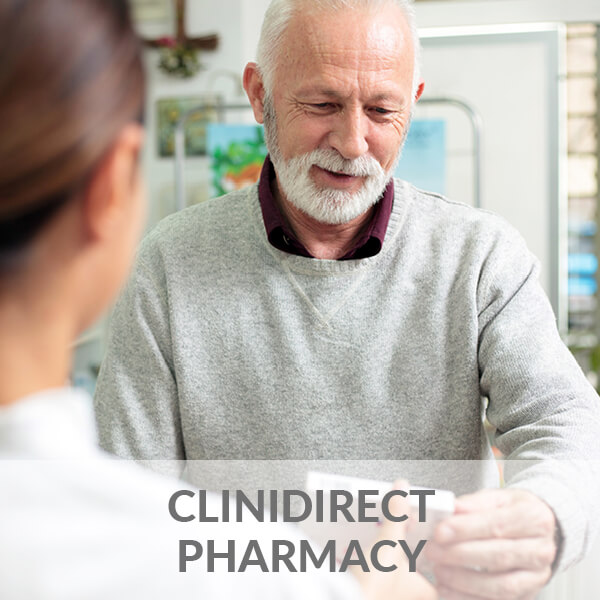 Clinidirect prescription pharmacy