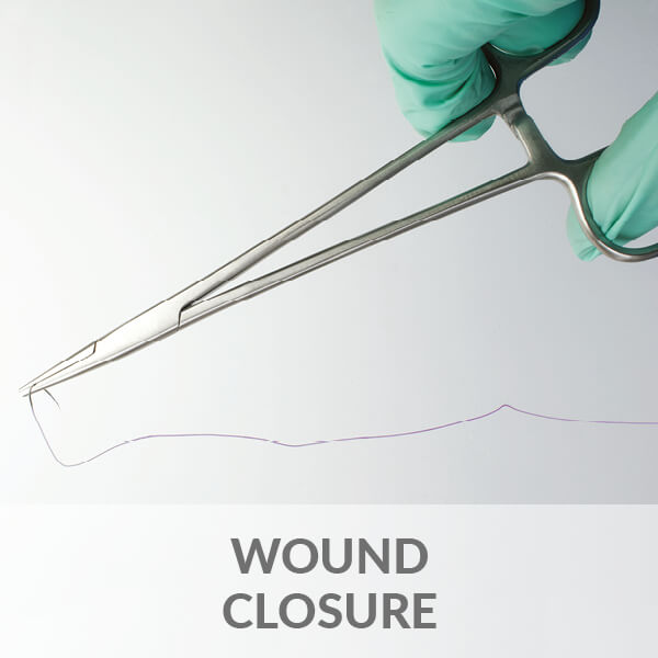 Wound Closure sutures