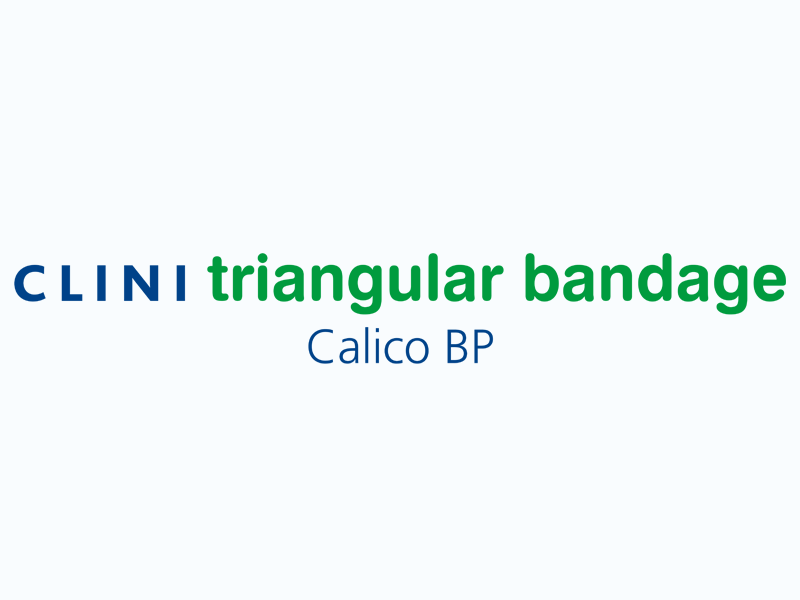 Clini Triangular bandage