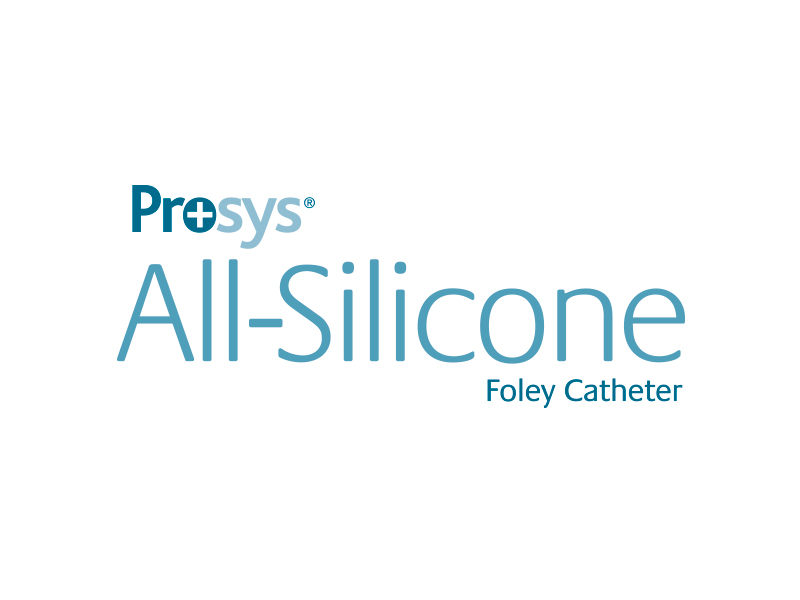 Prosys All-Silicone Foley Catheter